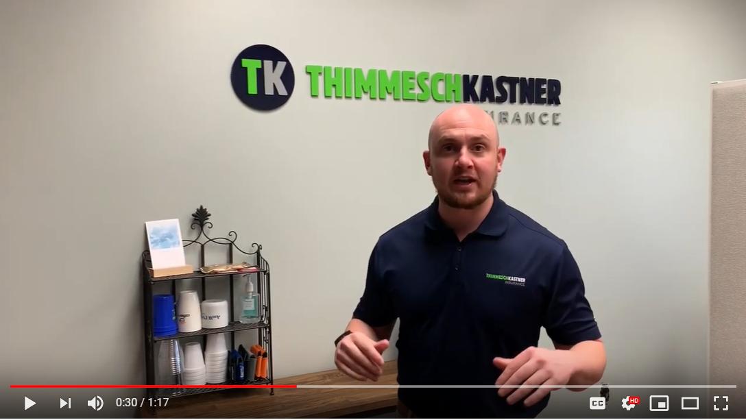 Happy Holidays From TK Insurance!