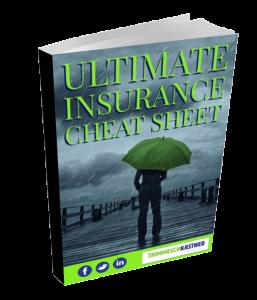 Insurance Cheat Sheet